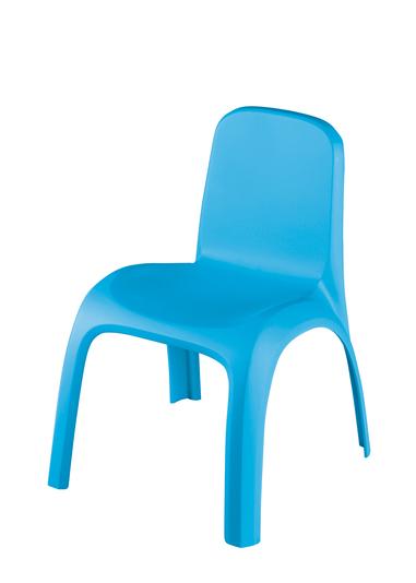 Krzesełko niebieskie