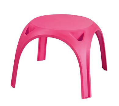 Stolik różowy