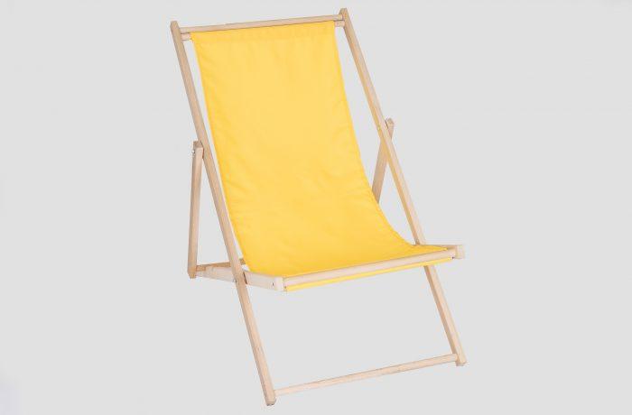 Leżak żółty