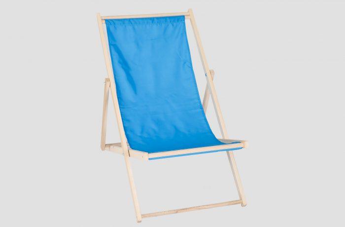 Leżak niebieski