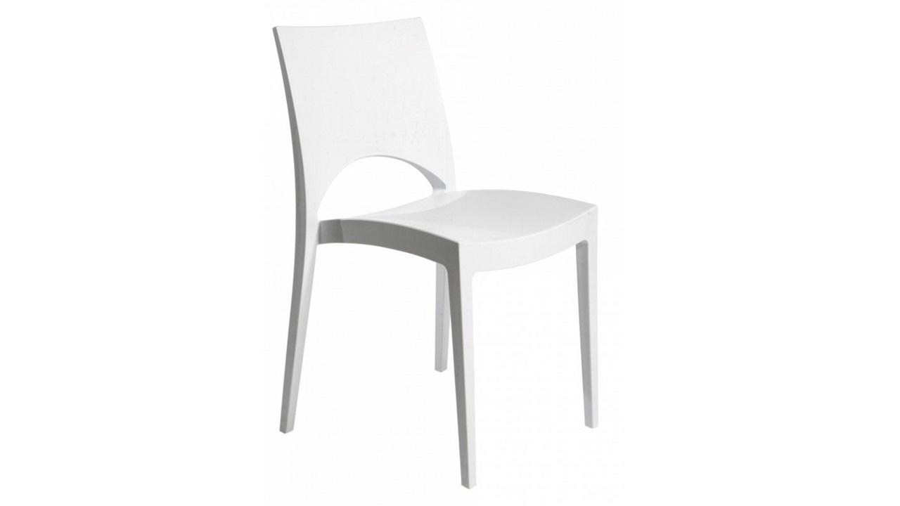 Krzesło PARIS white